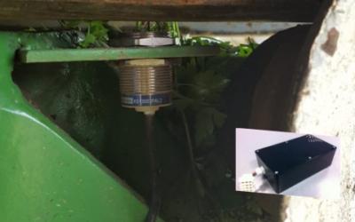 Gestion automatisée à l'aide de capteurs