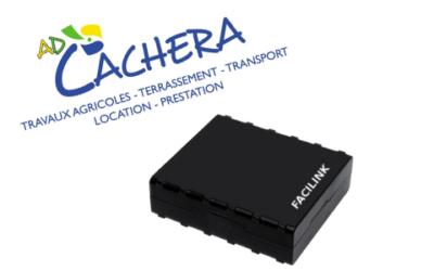 La société AD CACHERA se dote de 35 boitiers Facilink